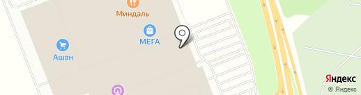 СЕНАТ на карте Федяково