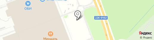 Зверята на карте Федяково