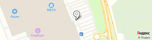 IKEA на карте Федяково