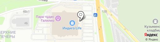 Яркие эмоции на карте Нижнего Новгорода