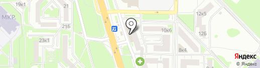 Федерация Кудо России на карте Нижнего Новгорода