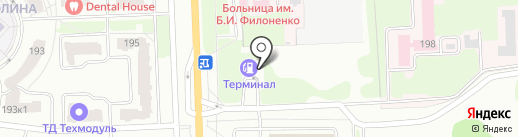 ГЕФЕСТ П на карте Нижнего Новгорода