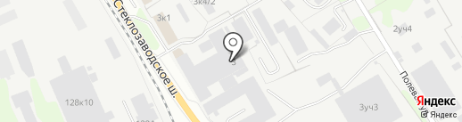 Бош Термотехника на карте Бора