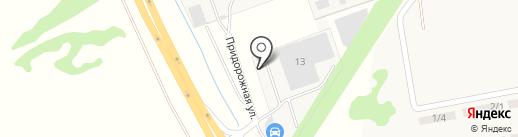 Pulsar на карте Ждановского