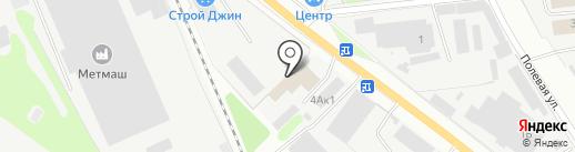 Иксора на карте Бора