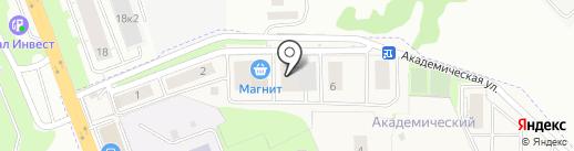 ХИТ на карте Афонино