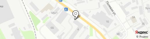 Продуктовый магазин на карте Бора