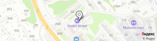 Карамель на карте Афонино