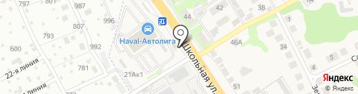 24 часа на карте Афонино