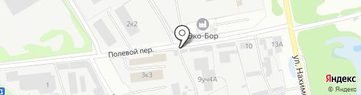 АвтоИмпорт на карте Бора