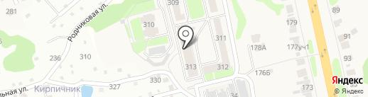 Dream GT на карте Афонино