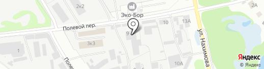 МебельГрадъ на карте Бора