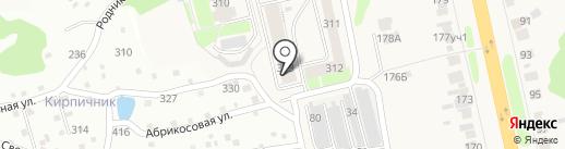 Хочу-Поесть.рф на карте Афонино