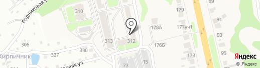 Строй-НН на карте Афонино