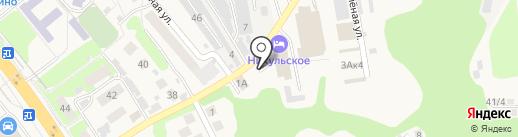 Престиж на карте Афонино
