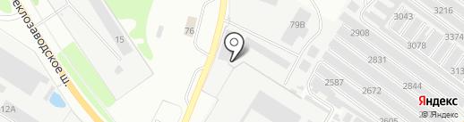ПромТехБетон на карте Бора