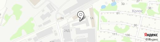 ДымоходоФФ на карте Бора
