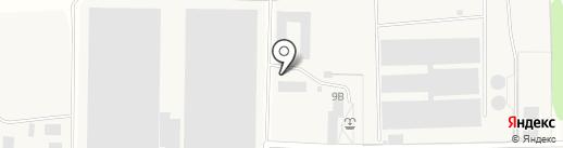СтендПрофи на карте Ждановского