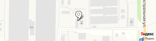 Жилищный ответ на карте Ждановского
