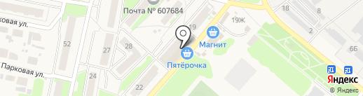 Пятерочка на карте Ждановского