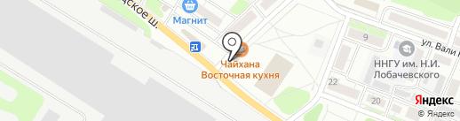 Перекус на карте Бора
