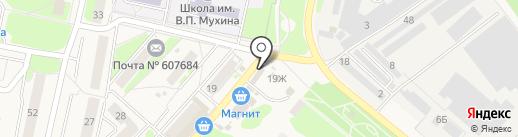 Вкусный на карте Ждановского