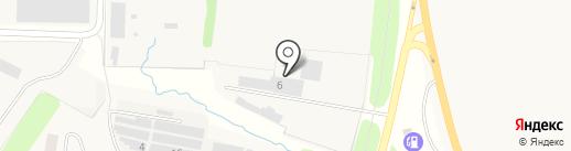 Сокол на карте Ждановского