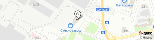ТермоСтайл на карте Бора