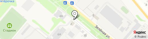 ОПЛАТА.РУ на карте Ждановского