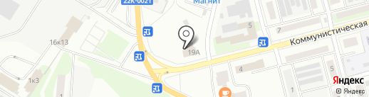 Оникс на карте Бора