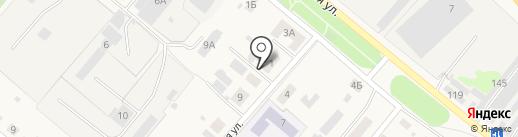 Косметический кабинет на карте Ждановского