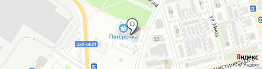 FIXprice на карте Бора