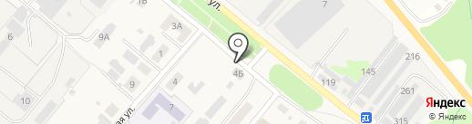 Магазин продуктов на карте Ждановского