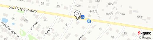 СтартерОк на карте Бора