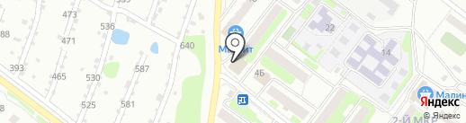 Райпо на карте Бора