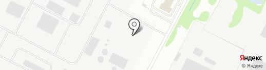 Промтехмонтаж на карте Кстово