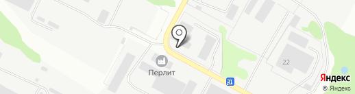 Строим Дом-НН на карте Кстово