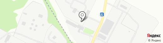 ЭкоЛесСтрой на карте Кстово
