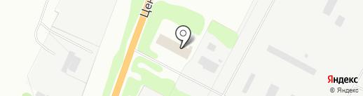 Пожарная часть №243 на карте Кстово