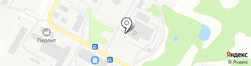 ОксиГазСервис на карте Кстово