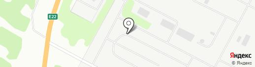 НН Авто на карте Кстово