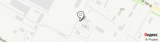 ПКФ Химпроммонтаж на карте Кстово