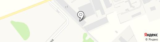 ТЕХНО-СТРОЙ на карте Кстово