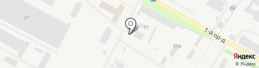 КотлоГазМонтаж на карте Кстово