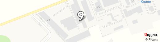 Гостбетон на карте Кстово