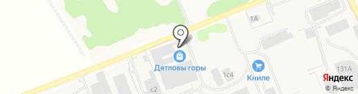 НПЦ на карте Кстово