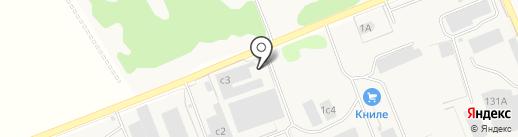 ПрофБетон на карте Кстово