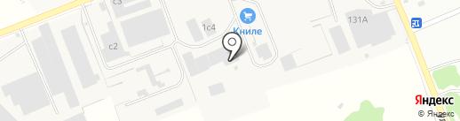 Волгалит на карте Кстово