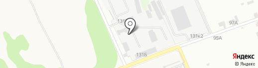 Производственная компания на карте Кстово