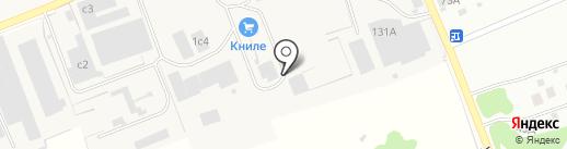 КНИЛЕ на карте Кстово